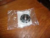 Oven Range Temperature Knob For Whirlpool Part 4179304 Er4179304