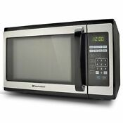 Toastmaster Tm 141em 1100 Watt 1 4 Cft Microwave Oven Stainless Steel Finish New