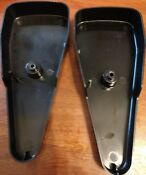 Ge Side By Side Refrigerator Gsh25jsta Door Hinge Covers Wr02x11482