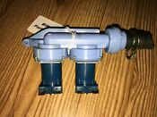 Ge Washer Water Inlet Valve Wh13x10023 1168712 Ah1019151 Ea1019151 Ps1019151
