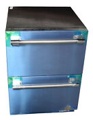 Thermador T24uc920ds 24 Professional Under Counter Refrigerator With Ice Maker