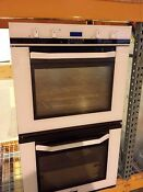 Double Wall Oven Fulgor Dovb53051awh White