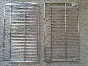 Electrolux Frigidair Wall Oven Rack 318345400 And 318345402 Used Very Good Cond