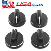 4x Best Oven Gas Stove Range Knob Replaces For Whirlpool Sears Ap3085376 8273103