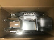 Windster Ws 68n36ss Stainless Steel Island Range Hood With Tempered Glass