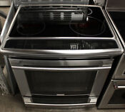 Electrolux Wave Touch Ew30is65js 30 Slide In Induction Range