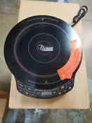 Nuwave Precision Induction Cooktop Black Used