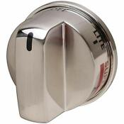 Lg Ebz37189609 Knob Stainless Super Boil Replacement