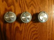 Whirlpool Kenmore Maytag Washer Or Dryer Knob Set Set Of 3