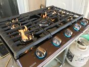 36 Samsung Cook Top Black Stainless Steel