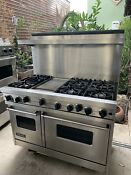 Viking Professional 48 Inch Gas Range