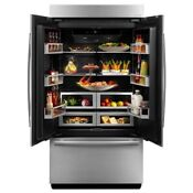 42 Built In French Door Refrigerator Jf42nxfxde