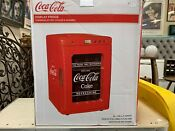 Coca Cola Display Fridge Refrigerator Coke Thermoelectric Cooler