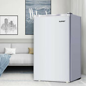 3 2 Cu Ft Mini Fridge Refrigerator Compact Freezer Freestanding Office Home