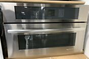 Jenn Air Jmc2130ws 30 Built In Microwave Oven Stainless Steel