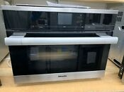 Miele 24 Dg 6500 Contour Line Built In Stainless Steel Steam Oven Dg6500ss