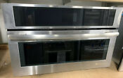 Jenn Air Jmc2430ds 30 Built In Convection Microwave Oven Stainless Steel