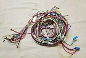 Maytag Gas Dryer Wire Harness Part 33001140 Used