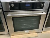 Verona Vebiem3030ss 30 Electric Single Wall Oven Stainless Steel True Convect