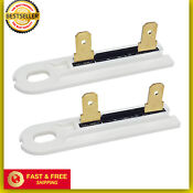 3392519 2 Pack Dryer Thermal Fuse Replacement Part For Whirlpool Kenmore