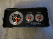 Ge Oven Range Stove Clock Timer Part 333049 3ast23g510a1b