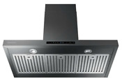 Samsung 36 Wall Mount Range Hood Touch Ctrl Nk36k7000w Stainless Read No5270