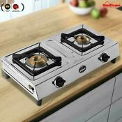 Sunflame Shakti 2 Burner Gas Stove Fast Shipping In 24 Hrs Item Located In Usa