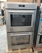 New Out Of Box Thermador 30 Double Wall Oven