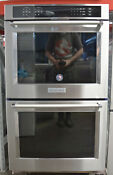 Kitchenaid Kode500ess 30 Stainless Steel Double Wall Oven