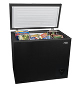 Brand New Arctic King Chest Freezer 7 Cu Ft Black Free Fast Shipping