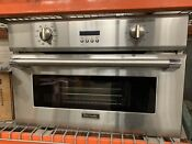 Thermador Pso301m Professional 30 Steam Convection Single Wall Oven Stainless