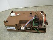 Fisher Paykel Dryer Relay Control Board Part 395627usp