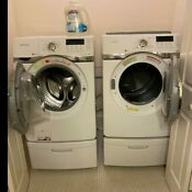 Samsung Front Load Washer Electric Dryer Set Local Pick Up Only Georgia 30553