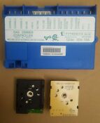 New Thermador Gas Simmer Controller Range W 2 Potentiometers Kit Bin Ab 1