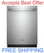 Brand New In Box Whirlpool 24 Stainless Steel Built In Dishwasher Wdt750sahz