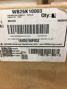 Ge Range Oven Convection Fan Motor Assembly Replaces Wb26k10003 Wb26k10001