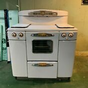 Vintage Tappan Deluxe Gas Stove Model Hadv 668 5