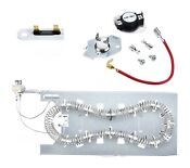 3387747 Dryer Heater Heating Element 5400w 240v Parts For Whirlpool Kenmore Ap6