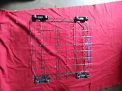 Used Ge Dishwasher Lower Rack Assembly Pt Wd28x22827 Free Shpg