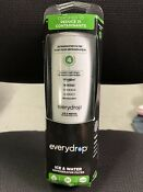 New Genuine Whirlpool Every Drop Ice Water Refrigerator Filter Edr4rxd1 1pack