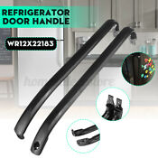 Refrigerator Door Handle Replace For Wr12x22183 Wr12x11008 Wr12x11009 Ps9494525