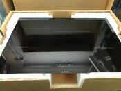 Bosch 500 30in 4 Burners Black Induction Cooktop Glass Top Replacement Nit5068dd