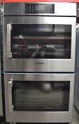 Bosch Benchmark Series Hblp651ruc 30 Double Electric Wall Oven
