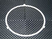 Microwave Oven Roller Guide Ring Turntable Support Plate 22 8cm