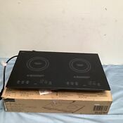 Insignia 24 Electric Induction Double Cooktop