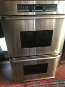 Dacor Dto230s 30 Double Wall Oven Stainless Steel With Warming Drawer