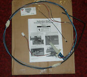 New Whirlpool Refrigerator Ice Maker Water Inlet Tube Kit Part W10347267