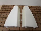 Whirlpool Washer Dryer End Cap Set Left Right 21001547 30 Day Warranty