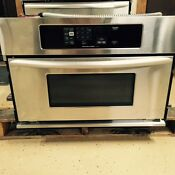 Kitchen Aid Oven Microwave Combo