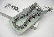 Wp3387747 Dryer Heater Heating Element For Whirlpool Kenmore Sears Kirlkland